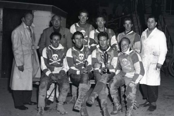 POOLE PIRATES 1962 PROVINCIAL LEAGUE CHAMPIONS