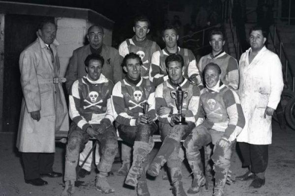 POOLE PIRATES 1962 PROVINCIAL LEAGUE CHAMPIONS