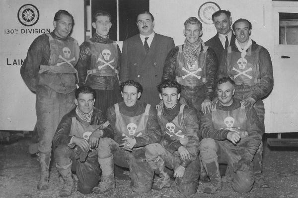 Poole Pirates. 1951 National League Divission 3 Champions