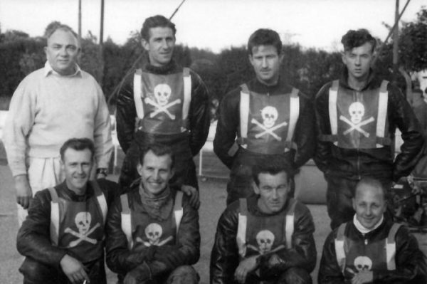 POOLE PIRATES 1961 PROVINCIAL LEAGUE CHAMPIONS